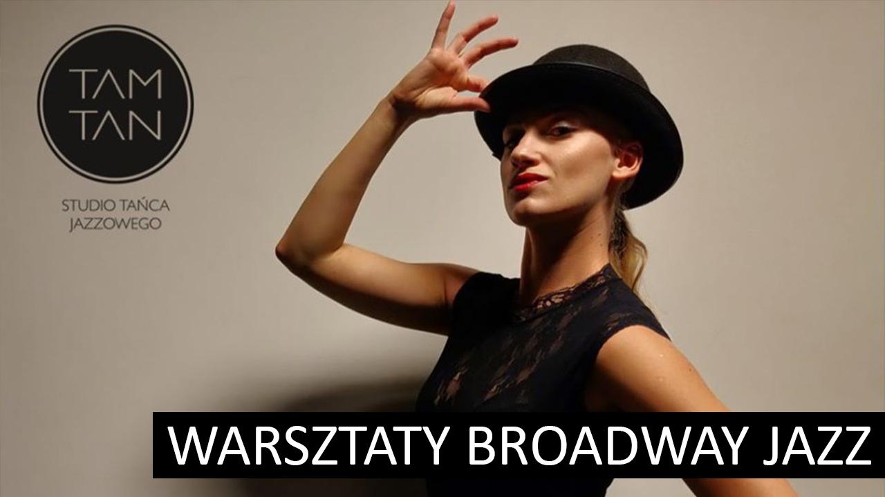 warsztaty broadway jazz