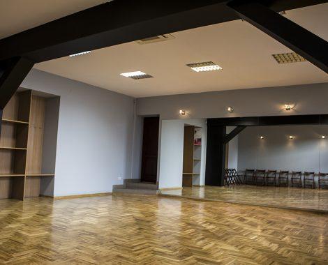 House of Art - Sala teatralna 29 listopada 104 Kraków